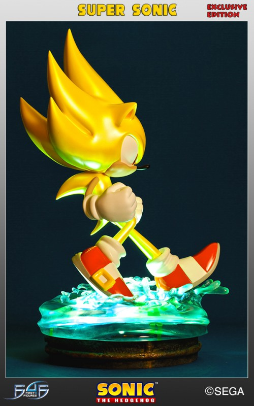[First 4 Figures] Sonic The Hedgehog - Super Sonic (Modern Sonic ver.) Vertical_16-500x800