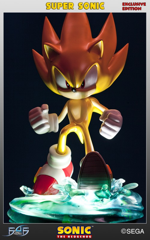 [First 4 Figures] Sonic The Hedgehog - Super Sonic (Modern Sonic ver.) Vertical_17-500x800