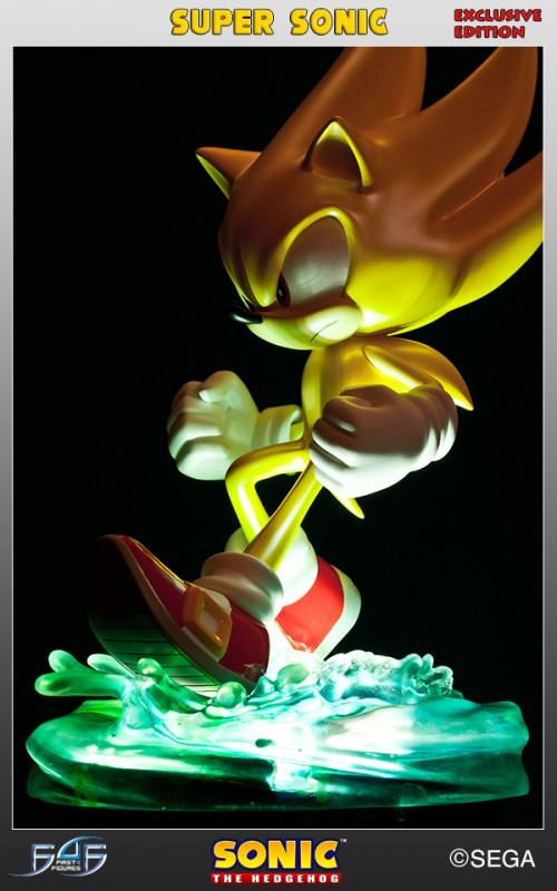 [First 4 Figures] Sonic The Hedgehog - Super Sonic (Modern Sonic ver.) Vertical_18-500x800