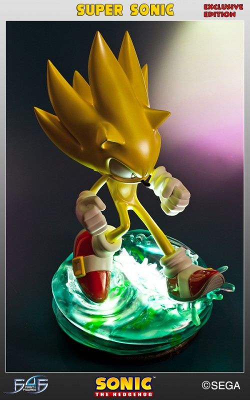 [First 4 Figures] Sonic The Hedgehog - Super Sonic (Modern Sonic ver.) Vertical_20-500x800