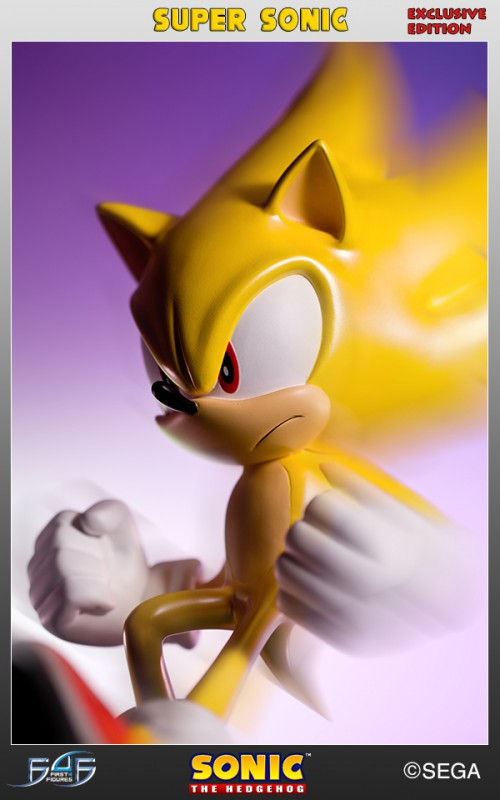 [First 4 Figures] Sonic The Hedgehog - Super Sonic (Modern Sonic ver.) Vertical_26-500x800
