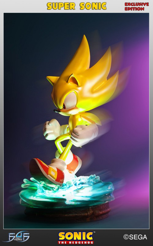 [First 4 Figures] Sonic The Hedgehog - Super Sonic (Modern Sonic ver.) Vertical_28-500x800