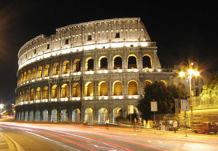 umetnost Koloseum