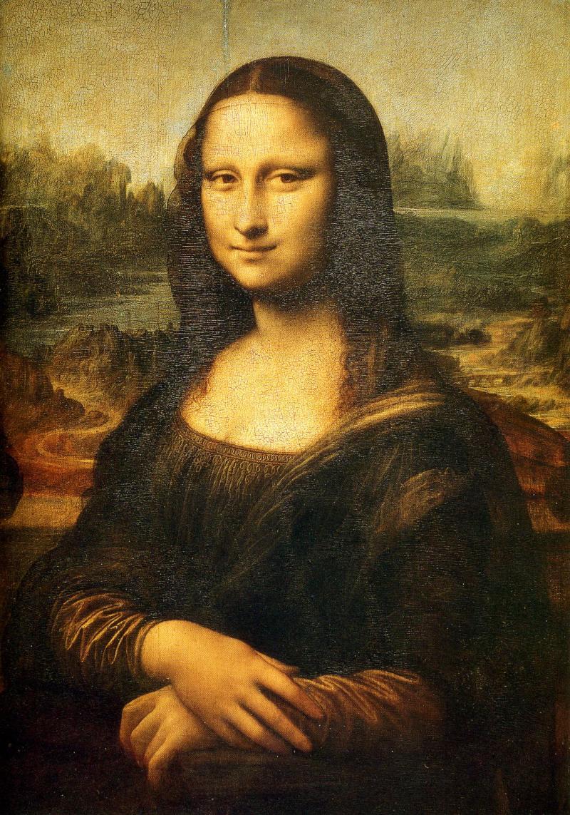 Carstvo misterija Mona-lisa