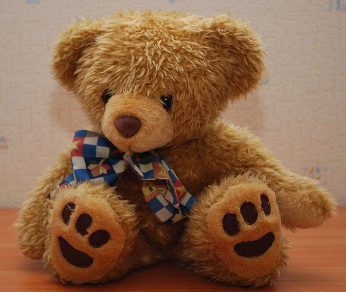 Les  Nounours  - Page 4 Teddy_bear