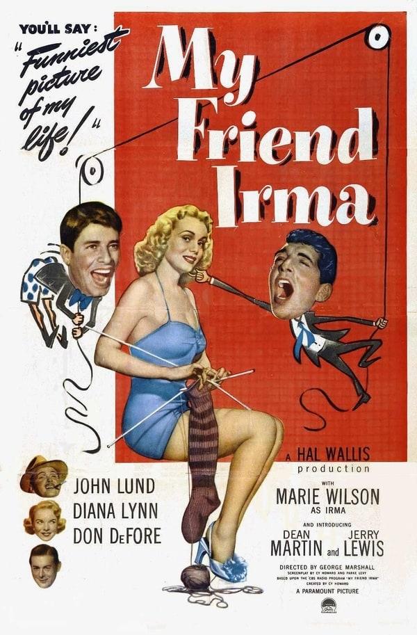 Dean Martin 600full-my-friend-irma-poster