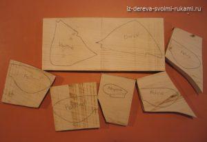 Объемная резьба по дереву для начинающих. Техника и видео резьбы 9-300x206