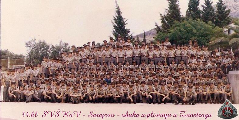 Srednja vojna škola KoV 34_kla7