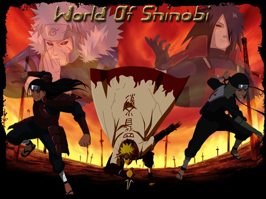 World of Shinobi 0674866001403763039