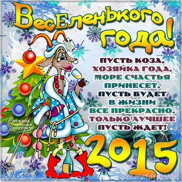 С НОВЫМ 2015 ГОДОМ!!! 0499719001420156353