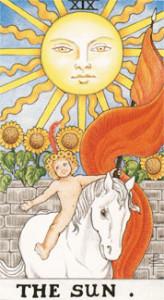 Старший аркан Солнце 0553379001433347638