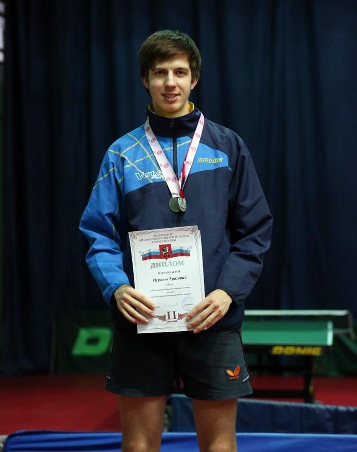 Григорий Цуриков - Вице-чемпион первенства Москвы 2016 по 98 г.р.! 0941294001456746406