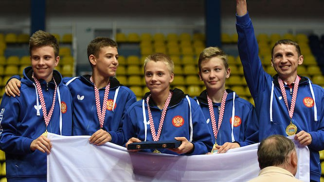 Чемпионат Европы кадеты, юниоры. Хорватия, Загреб. 0619826001468450765