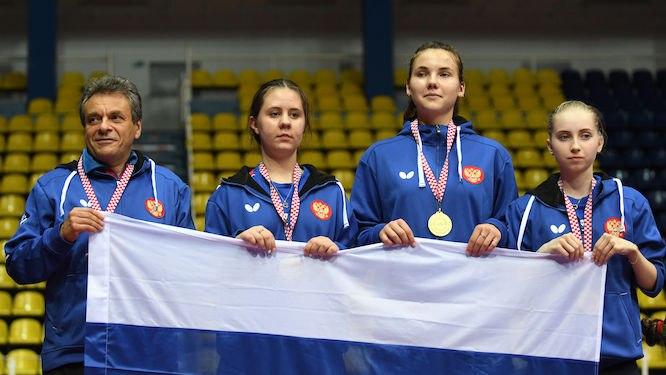 Чемпионат Европы кадеты, юниоры. Хорватия, Загреб. 0679893001468450765