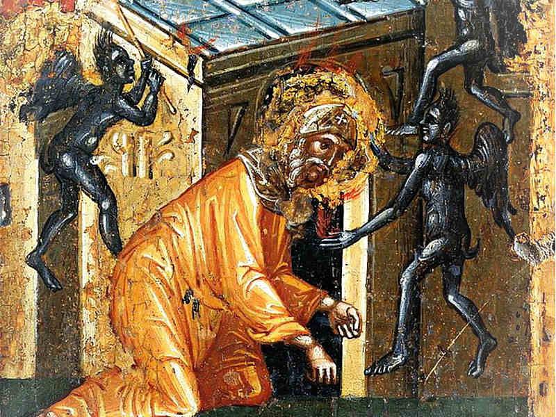 Бесы — почему православные так называют нечистых духов? 0903463001486193400