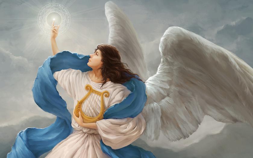 Ангельская денежная молитва. 0815430001486668041