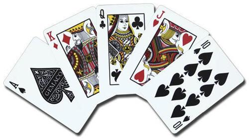 Заговор на новую колоду карт  0976425001488039090