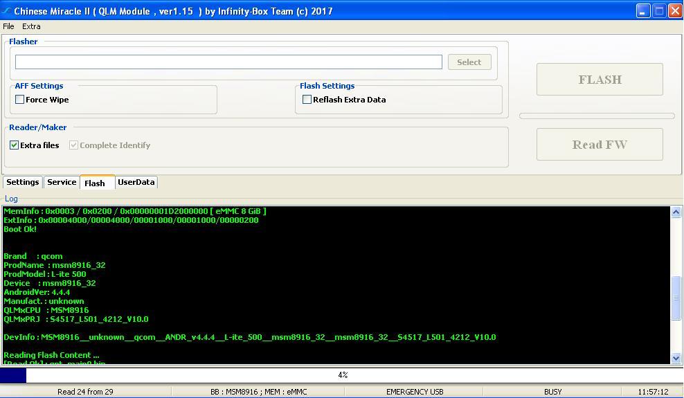 :فلاشـات: firmware logicom L-ite 500 0484115001503050636