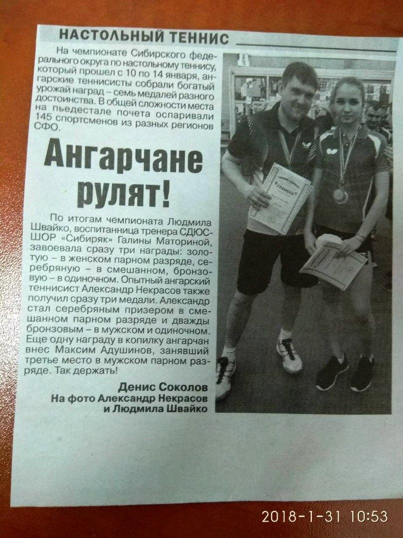 Чемпионат СФО 2018 - Страница 4 0025367001517382836