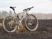 Продам титановый велосипед 0949870001378531201