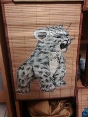 Кошки из бамбука и акрила 0130154001385703724