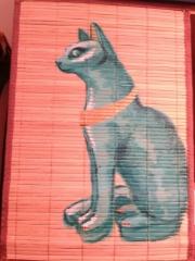Кошки из бамбука и акрила 0691594001385703724