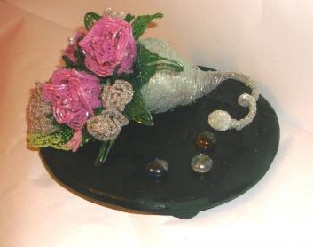 цветы из бисера - Страница 2 0486275001388155090