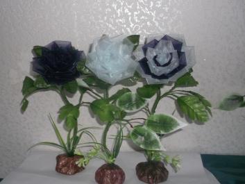 цветы из бисера - Страница 2 0764398001388155088