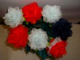 цветы из бисера - Страница 2 0054043001388995056