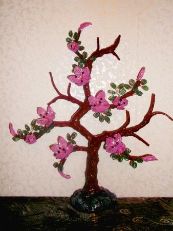 цветы из бисера - Страница 2 0202682001388995055