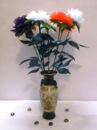 цветы из бисера - Страница 2 0351238001388995057