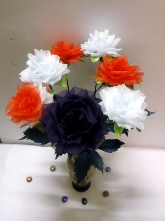 цветы из бисера - Страница 2 0520857001388995056