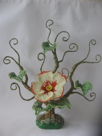 цветы из бисера - Страница 7 0071632001393844766