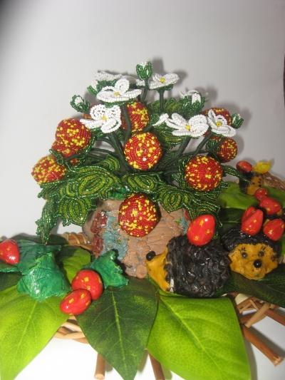 цветы из бисера - Страница 7 0274533001394446351