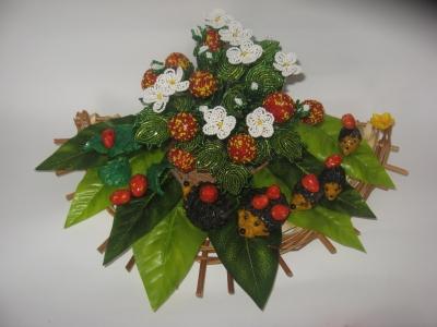 цветы из бисера - Страница 7 0958569001394446350