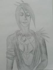 Мои рисунки ручкой и карандашом. - Страница 4 0936669001530602314