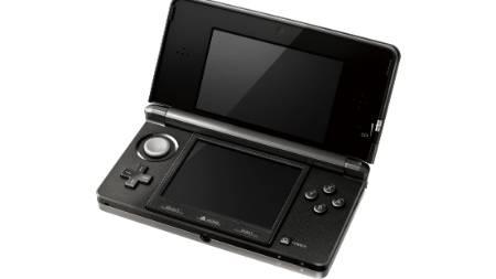 Nintendo - 'Nintendo 3DS Lite' deve chegar às lojas em 2012, diz revista japonesa Nintendo-3ds-preto-1307990129053_450x253