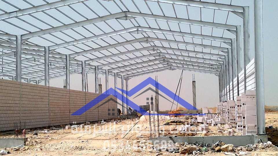 مقاول بناء هناجر و مستودعات في الشرقية  0534466689 P_20695puxm10