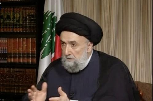 العلّامة السيد علي الأمين : الالتفاف حول مشروع الدولة لمنع انتقال المشهد السوري إلى لبنان، وتشكيل حكومة أفضل من الفراغ 591210amin