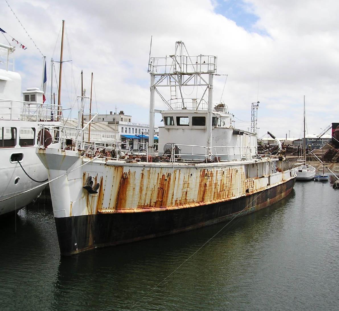 Etat des bateaux...... Calypso4