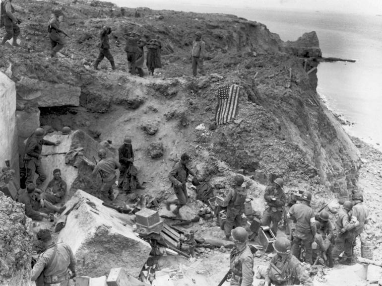 les plages de Normandie avant et maintenant 162