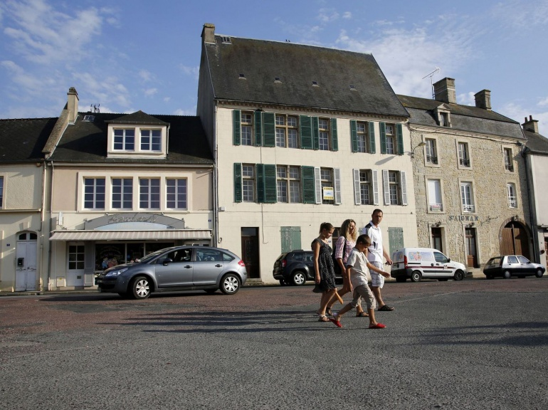 les plages de Normandie avant et maintenant 292