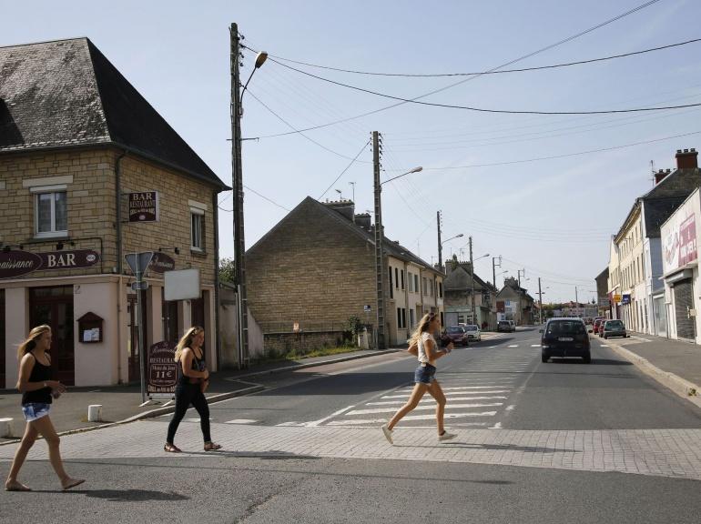 les plages de Normandie avant et maintenant 313