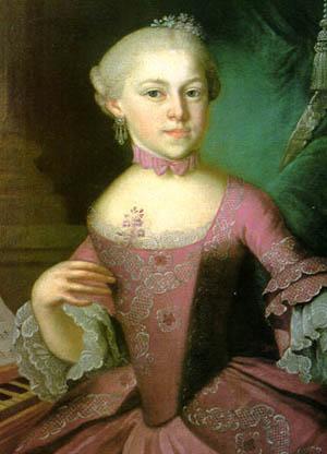 Mozart's sister Mozarts_sister_ninnerl
