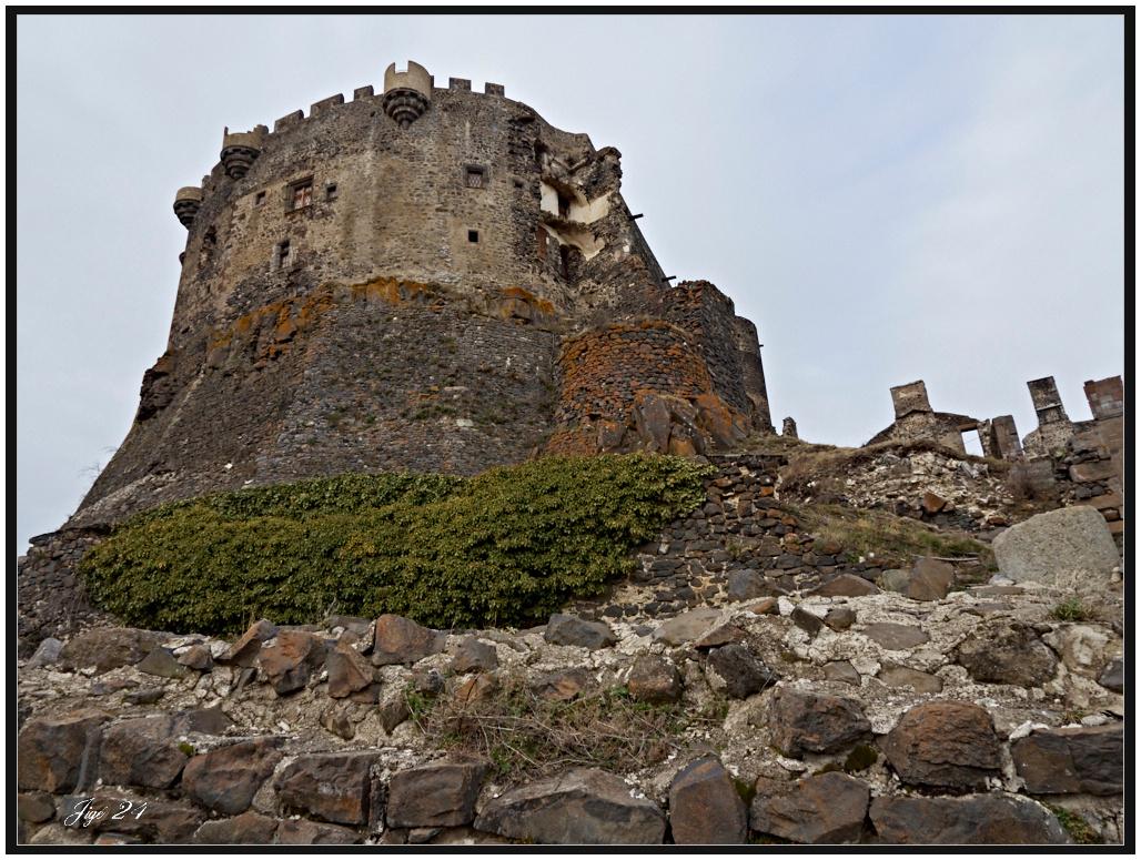 CaptureOnePro - Genèse d'une photo : le château de Murol en Auvergne 7