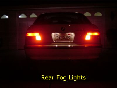 Rear foglight? Fogon