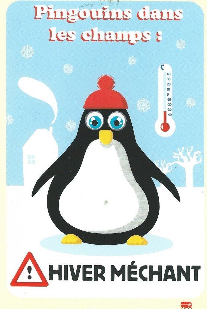 Le froid extrême s'installe au Canada, avertissements aux populations Pingouin