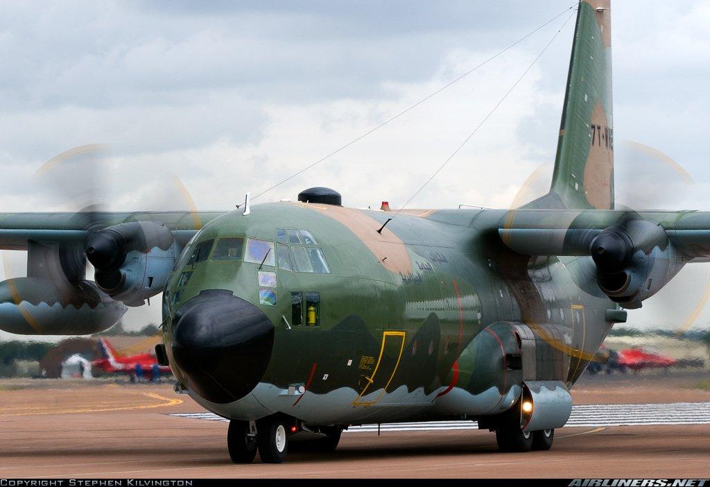 أكبر و أضخم موسوعة صور لطائرات النقل و الشحن الجزائرية AAF- iL 76/ iL 78 C130anp