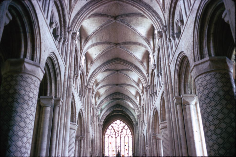 The United States of the Solar System: A.D. 2133 (Book Two) Durham20cathedral20interior