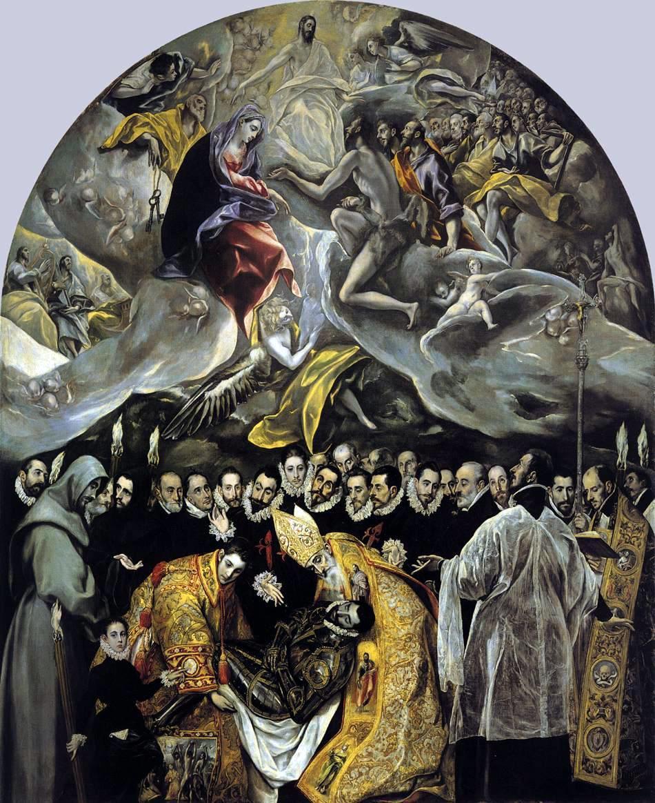 El Greko El_greco_-_the_burial_of_the_count_of_orgaz